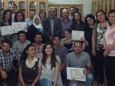 سوريا - اللاذقية: للبرمجة اللغوية العصبية معانٍ أخرى...