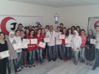 سوريا - دمشق: بقمصان بيضاء نقية بدأت رحلة البرمجة اللغوية العصبية