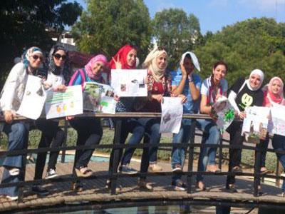 سوريا - اللاذقية: إختتام رحلة البرمجة اللغوية العصبية بقيادة المدربة المعتمدة ليندا دباح في اللاذقية
