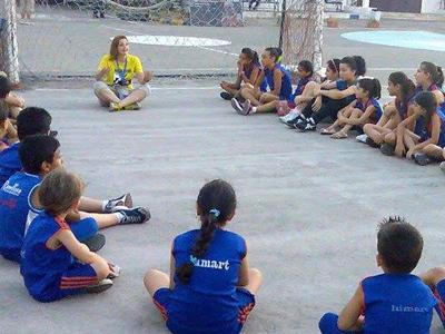 سوريا - اللاذقية: نشاط صيفي بعنوان البرمجة الللغوية العصبية للاطفال للمدربة مي نويلاتي