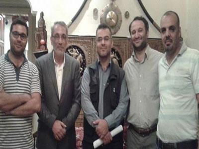سوريا – دمشق: الإنتهاء من أعمال رحلة حياة المدرب الإستشاري د.محمد عزام القاسم