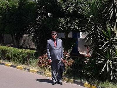 اليمن - تعز: دورة قائد فريق الإطفاء وإدارة الصحة والسلامة المهنية للمدرب أحمد خير السعدي