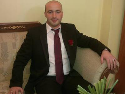 سوريا - دمشق: تهنئة المدرب همام هندي بمناسبة الخطوبة