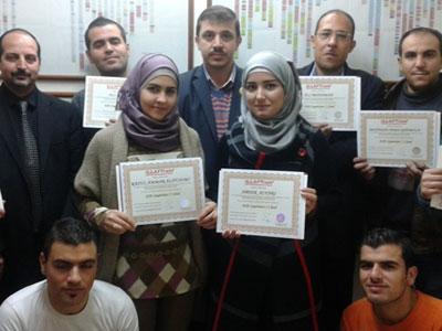 سوريا - دمشق: الصحة والسلامة المهنية في المنشأت بمستويها الثاني والثالث مع المدرب الخبير أحمد خير السعدي