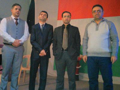"""العراق - أربيل: """"محطات في بناء الذات"""" محاضرة رائعة مع المدرب اريان كريم"""