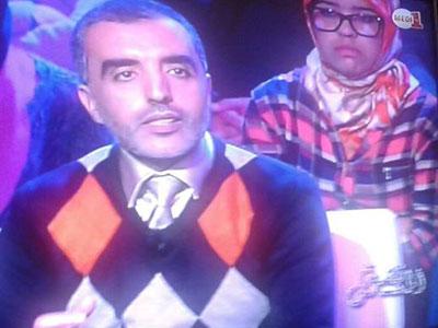 استمرار التألق والنجاح في حلقات برنامج تلفزيوني يقدمها المدرب عبدالله ادالكاهية