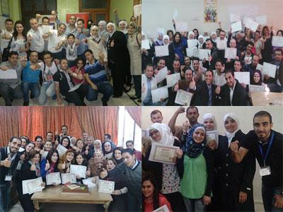مسيرة نجاح وتألق سطرها في عام 2014 المدرب المبدع أحمد العلي