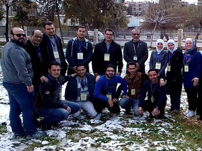 دورة إعداد المدربين في نسختها الرابعة CCT4 بحلة جديدة وفكرة فريدة مع المدرب الإستشاري محمد عزام القاسم
