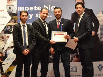 المدرب محمد زياد الوتار يشارك في الملتقى السنوي الرابع لشركاء الأعمال في مبادرة خبرات