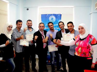 أحداث متميزة ودورات ناجحة من إنجازات المدرب أول  محمد بدر كوجان