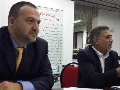 خبرات رائعة وفائدة كبيرة يقدمها الدكتور عبد الفتاح السمان في دورة فن التأثير الإعلامي