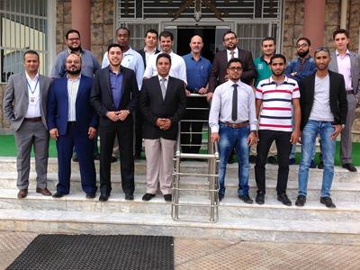 إختيار المدرب جمعة محمد سلامة محكماً ومدرباً في ملتقى صناعة الأفكار / فكرة 2