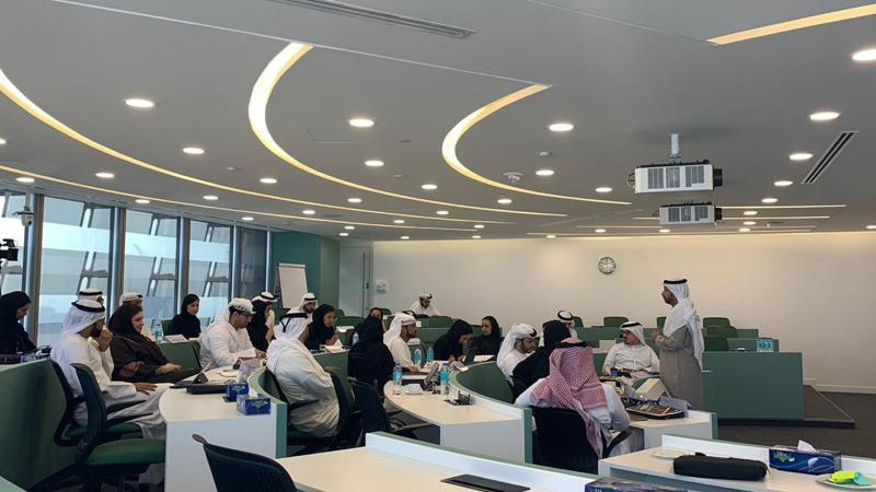 سكاي نيوز عربية بالتعاون مع إيلاف ترين الإمارات في دورة المهارات الاحترافية للمتحدثين المؤثرين