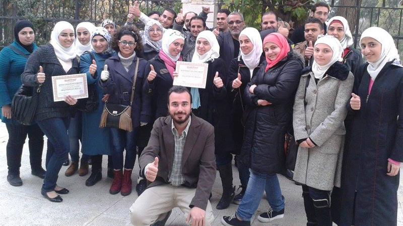 سوريا - دمشق: فن التفاوض، متعة التعلم مع المدرب الاستشاري الدكتور محمد عزام القاسم