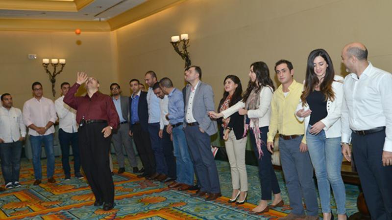 اعلاء القيم و وضوح الرؤية و بيان المهمة، الإرتقاء نحو التعلم مع المدرب د. سعيد قمحة