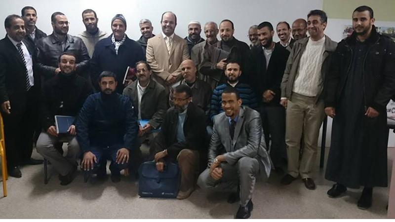 المملكة المغربية - أكادير: أمسية جدد حياتك تخلق الفرص لدى أساتذة التربية الإسلامية مع المدرب عادل عبادي