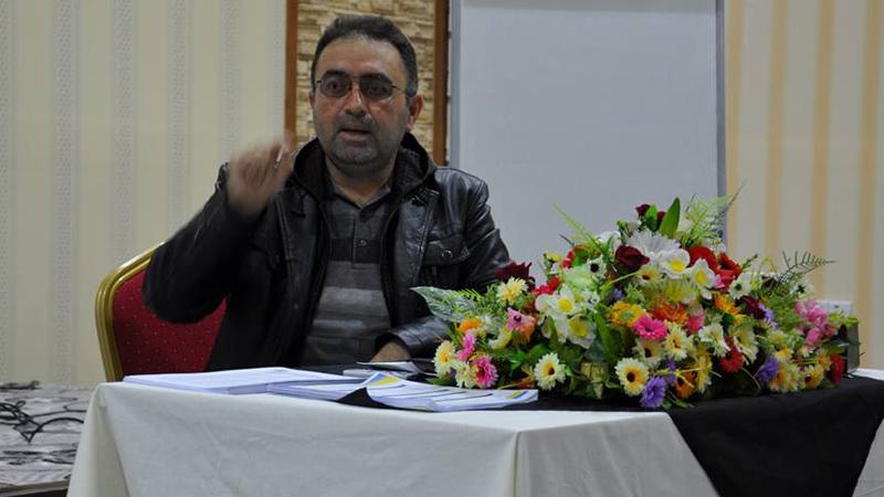 العراق - اربيل: محطات في بناء الذات، أمسية رائعة مع المدرب أريان كريم