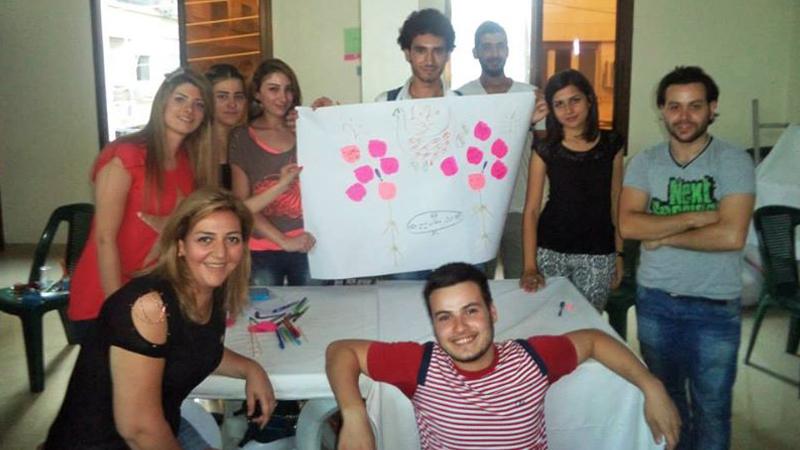 سورية - دمشق: اختتام دورة فن التفاوض للمدرب أول لينا ديب