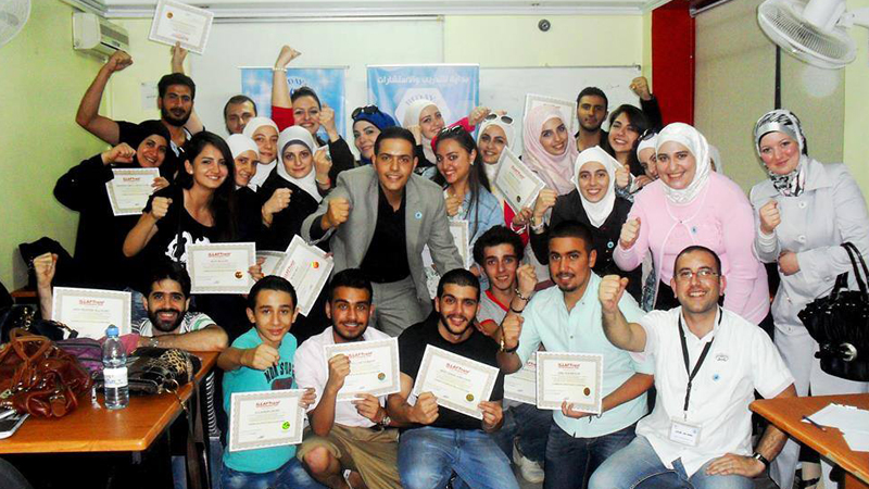 دبلوم مهارات التواصل، صقل المهارات والمعرفة مع المدرب طارق السعدي