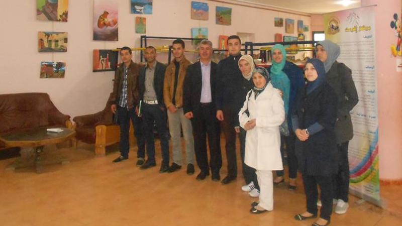 التفوق الدراسي وبناء الأجيال، ختام مميز لعام 2014 مع المدرب أحمد العرابي