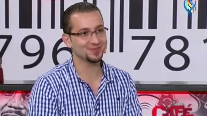 لقاء تلفزيوني مع المدرب محمد زياد الوتار بحديث عن التخطيط
