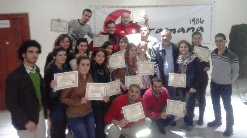 سوريا - دمشق: دورة إدارة الموارد البشرية للمدرب الاستشاري د.محمد عزام القاسم