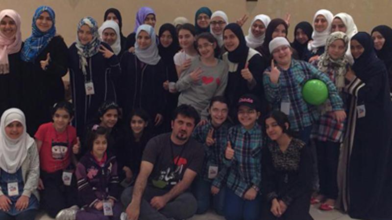 السعودية - جدة: إنهاء مجموعة من الدورات للمدرب مصطفى عبد الله
