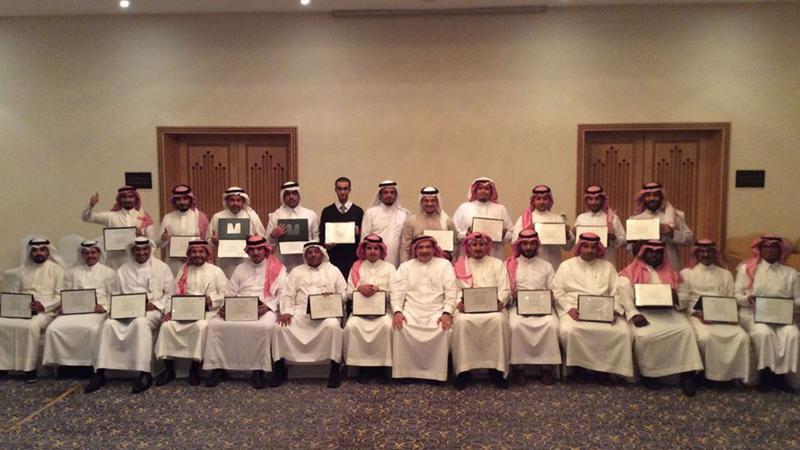 انطلاقة رائعة وعودة ميمونة للمدرب خالد الحسين في تأهيل 50 مدرب لشركة الخطوط السعودية للخدمات الأرضية