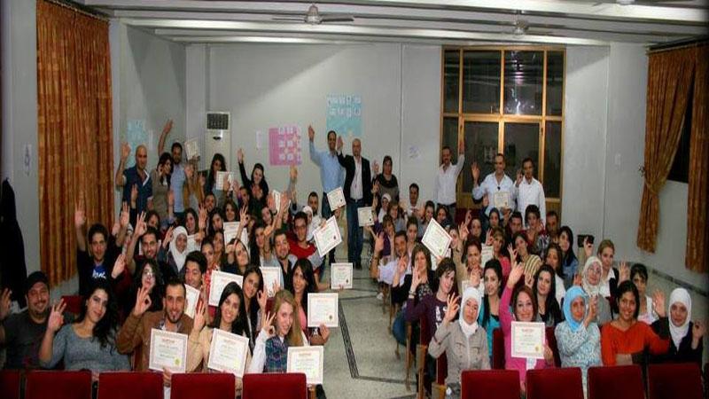 سوريا - دمشق: دورة لغة الجسد بعنوان الولادة الجديدة للمدرب همام هندي