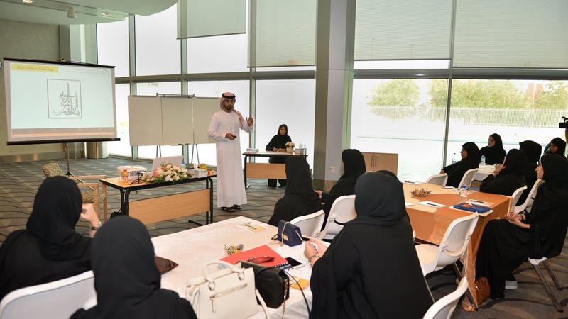 جامعة الإمارات تستضيف المدرب ماجد بن عفيف في ورشةٍ بعنوان التخطيط لمهنة المستقبل باختيار التخصص المناسب