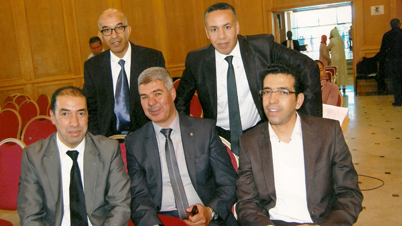 نشاطات متعددة ومتنوعة مع المدرب أحمد العرابي