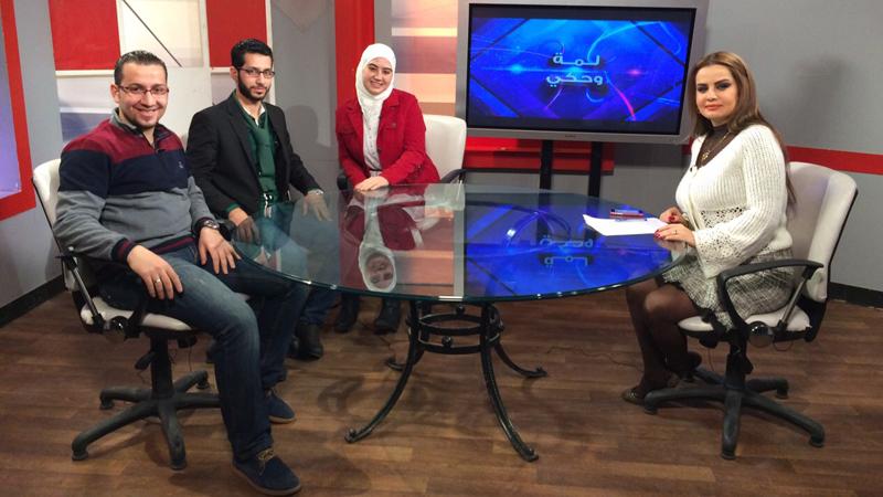 كيف تخطط لحياتك محور برنامج لمة وحكي على القناة السورية مع المدرب محمد زياد الوتار