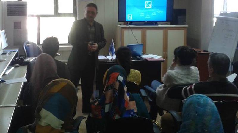 العراق - كركوك: أمسية للمدرب أريان كريم بعنوان محطات في بناء الذات