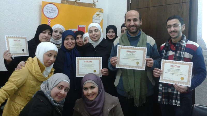 استراتيجيات وتقنيات البرمجة اللغوية العصبية في حفظ القرآن الكريم مع المدربة مؤمنات زرزور