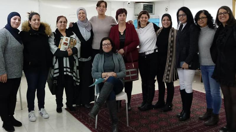 بلدية الناصرة تستضيف المدربة فاتن احمود في دورة بعنوان رحلة مع الذات