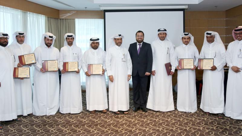 إيلاف ترين الدوحة تختتم دورات برامج القادة وخدمة العملاء بمشاركة مدراء الإدارات وموظفي المراكز الخارجية