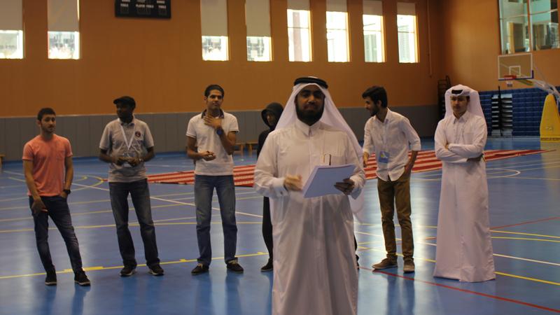 ورشة بناء فرق العمل مع المدرب حسين حبيب السيد  ضمن مؤتمر Empower 2015