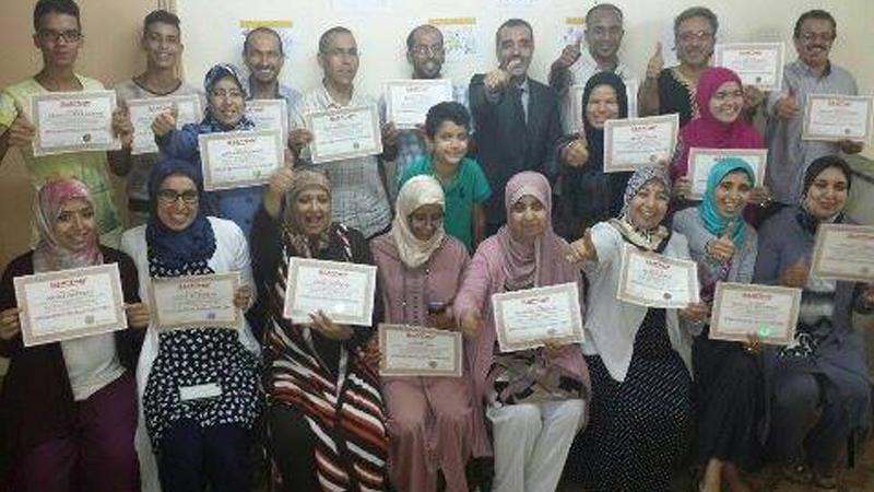 مهارات القراءة السريعة، التعلم بأداء مميز مع المدرب عبدالله أدالكاهية