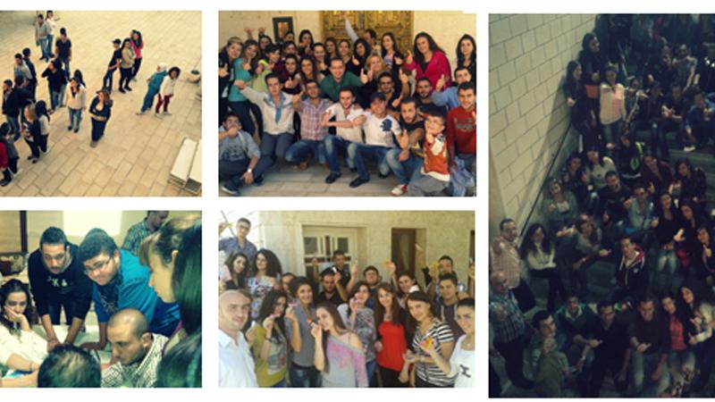 سوريا - دمشق: دورات التنمية البشرية في صيدنايا للمرة الأولى مع المدربين محمد زياد الوتار وهمام الهندي
