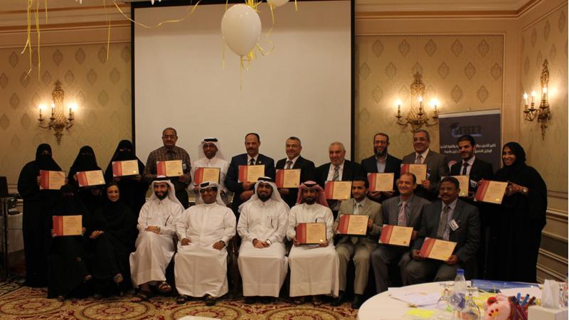 وزارة البيئة القطرية - إيلاف ترين الدوحة: دورة في تدريب المدربين بإشراف المدرب حسين حبيب السيد