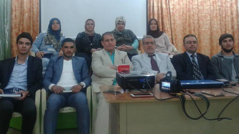 العراق - كركوك: لقاء للمدرب أريان كريم مع نخبة من المهتمين في بناء الذات