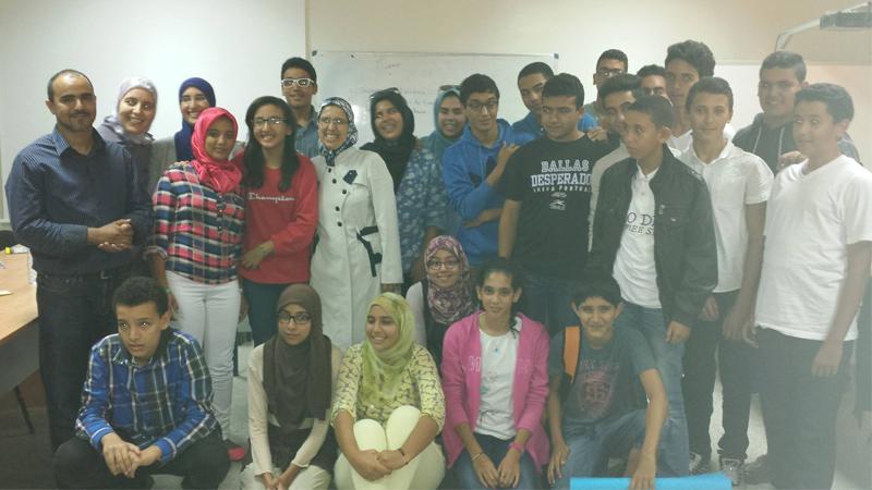 المملكة المغربية - أكادير: إنطلاق دورة التأهيل القيادي