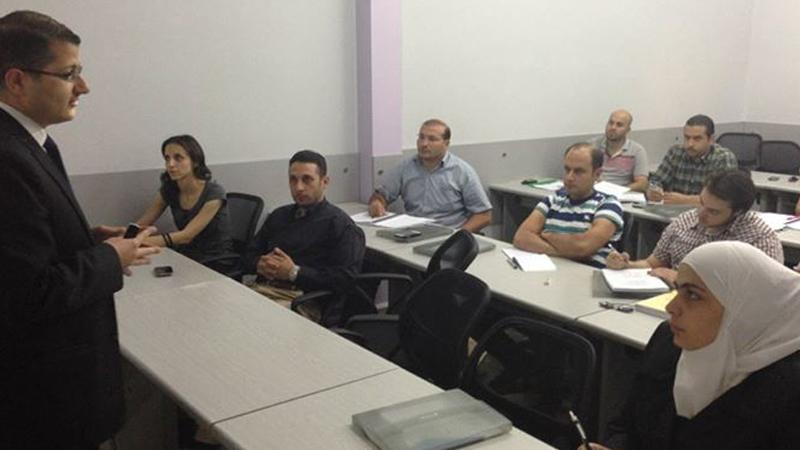سوريا - دمشق: إنطلاق رحلة الحصول على شهادة محاسب إداري معتمد بقيادة المدرب علاء صالحاني