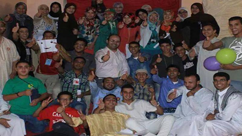 المغرب -  أولاد تايمة: أمسية تدريبية لفائدة رواد جمعية كشافة المغرب