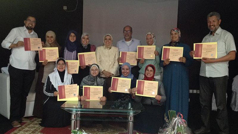 مسابقة ماستر شيف البرمجة اللغوية العصبية من المغرب - الرباط بإشراف المدربة سلماء الزيغم
