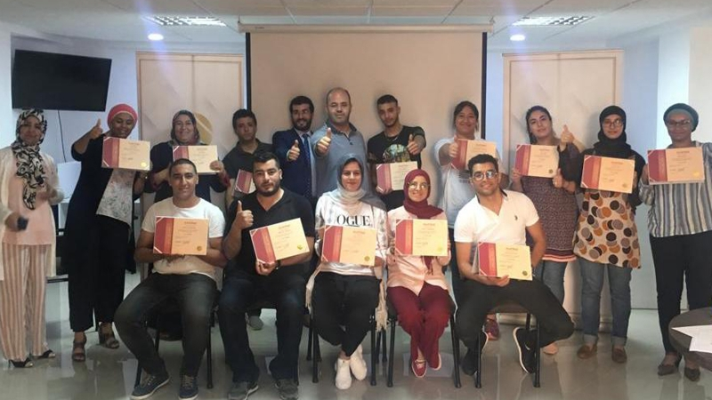 تطبيقات البرمجة اللغوية العصبية ودورها في المجتمع بقيادة المدرب أول عادل عبادي