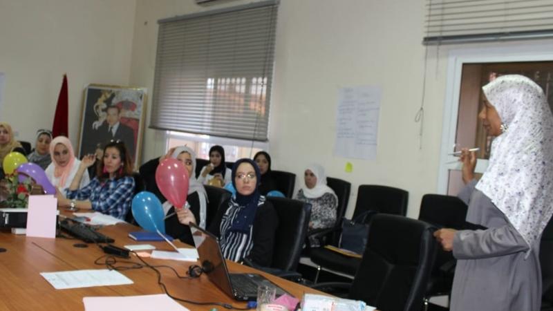 المغرب - الراشدية... اختتام دورة القيادة النسائية مع المدربة مليكة تبحيري