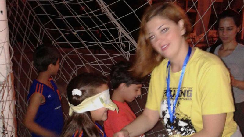 سوريا - اللاذقية: صيف2014 للمدربة مي توفيق نويلاتي تحت عنوان البرمجة اللغوية العصبية للطفل