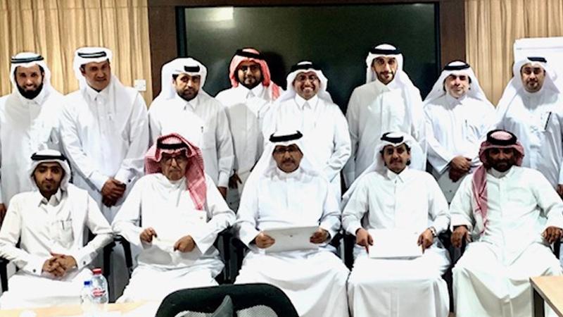 إدارة الوقت وضغوط العمل دورة تدربيية بقيادة المدرب أول حمد الشمري في وزارة التنمية الإدارية