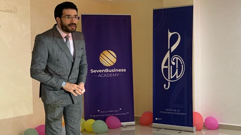 المملكة المغربية - وجدة: اختتام دورة عضلات التفكير- تحسين مستوى الإدراك مع المدرب محمود باي